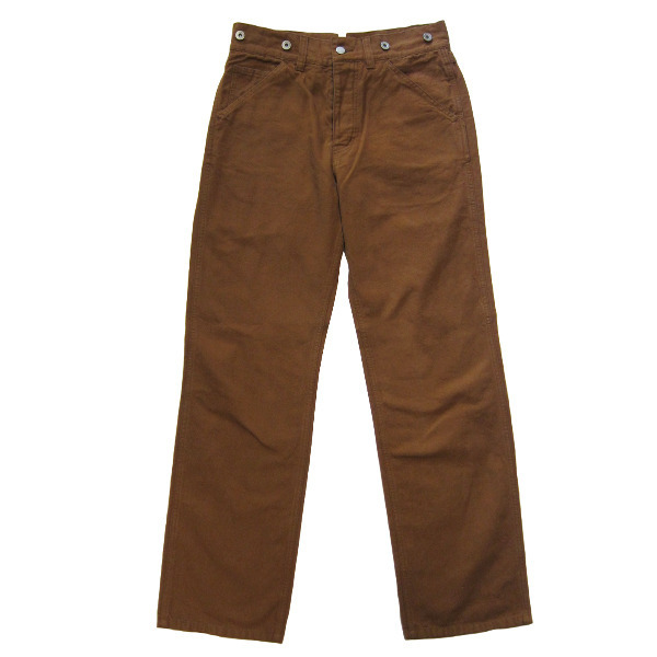 16-PT048 SB ONE SIDE POCKET PANTS brown 1.jpg